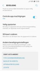 Samsung galaxy-j3-2017-sm-j330f-android-oreo - Beveiliging en ouderlijk toezicht - Hoe wijzig ik mijn SIM PIN-code - Stap 5