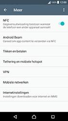 Sony Xperia X Performance (F8131) - Netwerk - Handmatig een netwerk selecteren - Stap 5