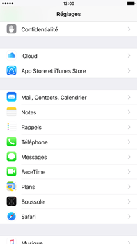 Apple iPhone 6s Plus - E-mail - Configuration manuelle - Étape 3