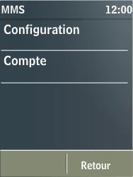 Nokia X3-02 - MMS - Configuration automatique - Étape 11