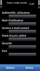 Nokia N8-00 - E-mail - Configurer l