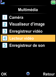 Bouygues Telecom Bc 101 - Photos, vidéos, musique - Créer une vidéo - Étape 11