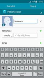 Samsung Galaxy A5 (A500FU) - Contact, Appels, SMS/MMS - Ajouter un contact - Étape 6