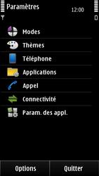 Nokia E7-00 - Messagerie vocale - configuration manuelle - Étape 5
