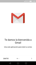Huawei P9 Lite - E-mail - Configurar Gmail - Paso 4
