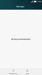 Huawei Y5 - Mensajería - Configurar el equipo para mensajes de texto - Paso 3