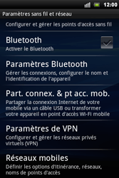 Sony Ericsson Xperia Mini Pro - MMS - configuration manuelle - Étape 6