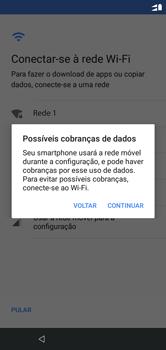 Motorola One - Primeiros passos - Como ativar seu aparelho - Etapa 9