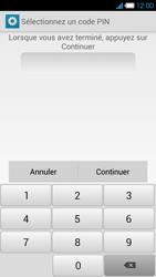 Bouygues Telecom Ultym 4 - Sécuriser votre mobile - Activer le code de verrouillage - Étape 8