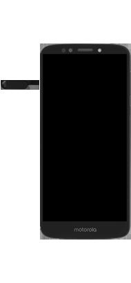 Motorola Moto E5 - Primeiros passos - Como inserir o chip da Nextel no seu celular - Etapa 2