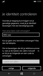 Nokia Lumia 735 4G (Type RM-1038) - Applicaties - Account aanmaken - Stap 22