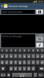 Samsung I9505 Galaxy S IV LTE - MMS - envoi d'images - Étape 4