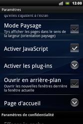 Sony Ericsson Xperia Mini Pro - Internet - configuration manuelle - Étape 15