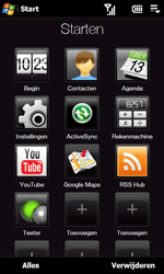 HTC T5353 Touch Diamond II - E-mail - Hoe te versturen - Stap 3