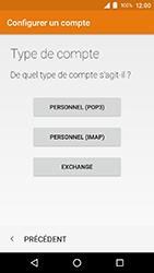 Crosscall Action X3 - E-mails - Ajouter ou modifier un compte e-mail - Étape 10