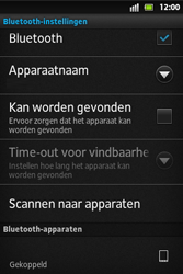 Sony ST27i Xperia Go - Bluetooth - koppelen met ander apparaat - Stap 11