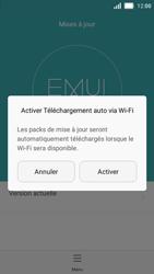 Huawei Y5 - Réseau - Installation de mises à jour - Étape 5
