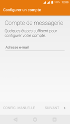 Wiko U-Feel Lite - E-mail - Configuration manuelle - Étape 10