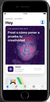 Apple iPhone 8 Plus - Aplicaciones - Tienda de aplicaciones - Paso 3