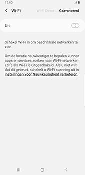 Samsung galaxy-s9-plus-sm-g965f-android-pie - WiFi - Verbinden met een netwerk - Stap 6