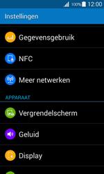 Samsung G357 Galaxy Ace 4 - Netwerk - 4G/LTE inschakelen - Stap 4