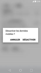 LG X Screen - Internet - Activer ou désactiver - Étape 6