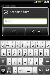 HTC A510e Wildfire S - Internet - Manual configuration - Step 19