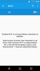 Sony Sony Xperia Z5 (E6653) - Wi-Fi - Verbinding maken met Wi-Fi - Stap 5