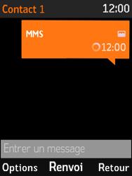 Nokia 3310 - Mms - Envoi d