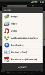 HTC C525u One SV - MMS - envoi d'images - Étape 12