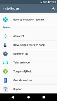 Sony Xperia L2 - Software update - update installeren zonder PC - Stap 4