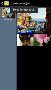 Samsung Galaxy Note 3 - Photos, vidéos, musique - Envoyer une photo via Bluetooth - Étape 8