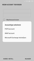 Samsung galaxy-j3-2017-sm-j330f-android-oreo - E-mail - Account instellen (POP3 zonder SMTP-verificatie) - Stap 8
