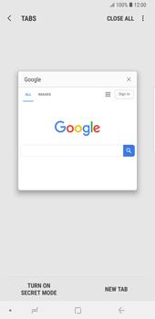 Samsung Galaxy Note9 - Internet - Internet browsing - Step 20