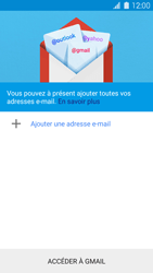 Samsung G900F Galaxy S5 - E-mail - Configuration manuelle (gmail) - Étape 6