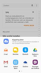 Samsung Galaxy S7 - Android N - Contacten en data - Contacten overzetten via Bluetooth - Stap 8