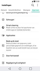 LG G5 SE (LG-H840) - Instellingen aanpassen - Fabrieksinstellingen terugzetten - Stap 4