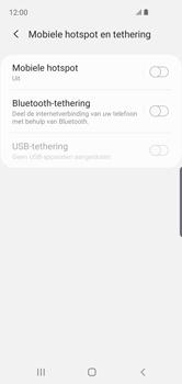 Samsung galaxy-s10e-dual-sim-sm-g970f - WiFi - Mobiele hotspot instellen - Stap 6