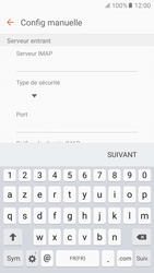 Samsung Galaxy S6 - Android M - E-mail - Configuration manuelle - Étape 9