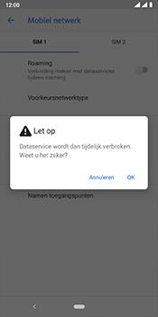 Nokia 3-1-plus-dual-sim-ta-1104-android-pie - Netwerk selecteren - Handmatig een netwerk selecteren - Stap 10