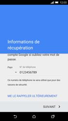 HTC One M9 - Premiers pas - Créer un compte - Étape 16