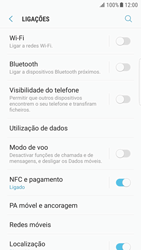 Samsung Galaxy S6 Edge - Android Nougat - Internet no telemóvel - Como configurar ligação à internet -  7