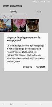 Samsung Galaxy A7 (2018) - E-mail - hoe te versturen - Stap 14