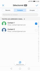 Huawei P10 - Android Oreo - E-mail - envoyer un e-mail - Étape 6