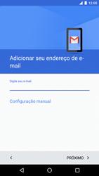 LG Google Nexus 5X - Email - Como configurar seu celular para receber e enviar e-mails - Etapa 11
