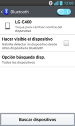 LG Optimus L5 II - Bluetooth - Conectar dispositivos a través de Bluetooth - Paso 6