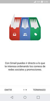 LG Q6 - E-mail - Configurar Gmail - Paso 5