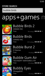 Nokia Lumia 625 - Applications - Downloading applications - Step 7