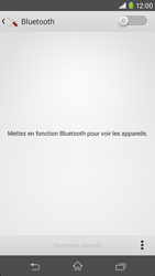 Sony D2303 Xperia M2 - Bluetooth - connexion Bluetooth - Étape 7