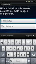 Sony Ericsson R800 Xperia Play - E-mail - handmatig instellen - Stap 5
